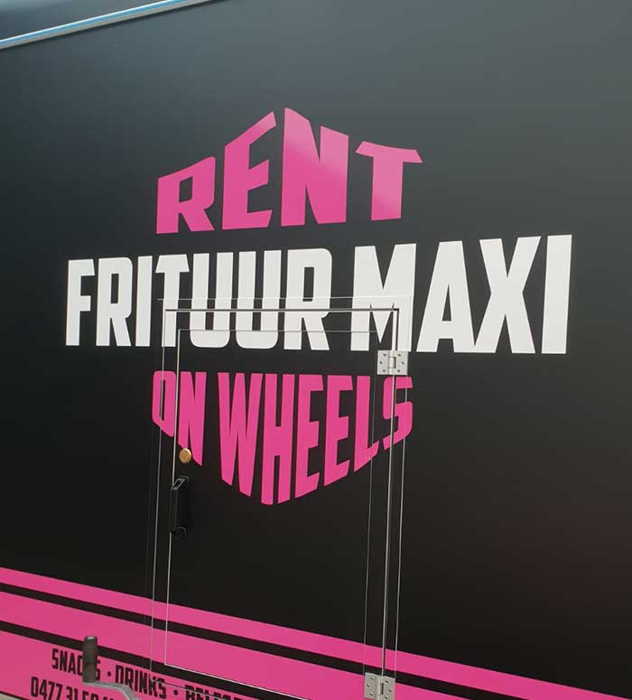 Home Maxi on Wheels Foodtrucks rechts